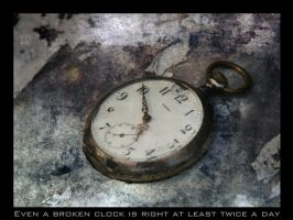 Broken Clock by forever-and-always-s