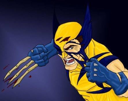 Bone Claws Wolverine by NotWolverine