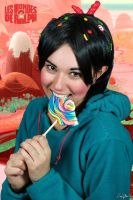 Vanellope by Biseuse