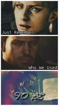 Just_Remember_Who_We_Used_To_Be_ by JillValenField96