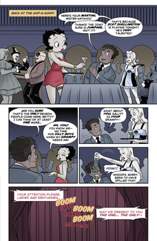 Betty Boop Dynamite Comic #1 (Page 7) by Rapper1996