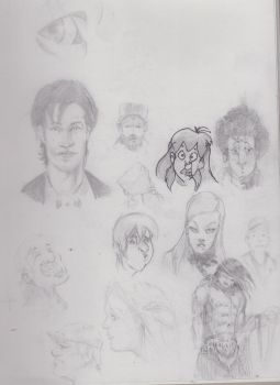 doctor who and others by corydunham