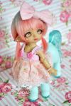 welcome home little Merry 01 by prettyinplastic