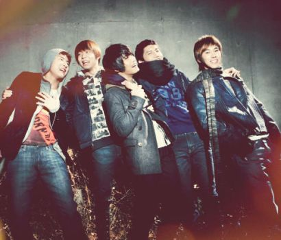 DBSK by iwanttobekorean