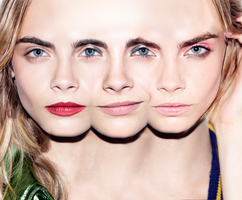 Cara Delevingne 3 by TheMagiciansBox