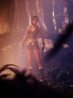Jungle Lara by tigerste