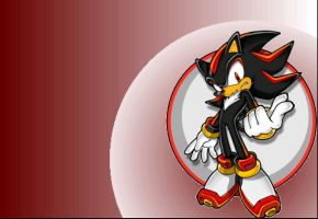 Shadow Wallpaper by Firesonic152