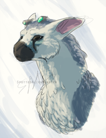 The Last Guardian by SpottedAlienMonster