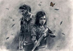 Life Finds A Way - The Last Of Us by PharmArtist
