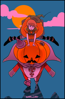P4 Pumpkins by OmiOhMy