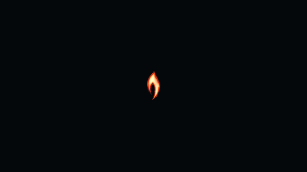BL Burning Flame by NixiePro