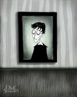 Portrait of the Vampyr by PennyHorrible