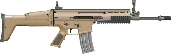 FN SCAR-L by Little-Gunboy