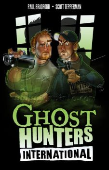 Ghost Hunters International by jonpinto