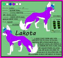 Lakota refrence (finnally XD) by Lpssparkle123