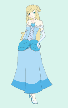 Princess Catalina by Princess-Catalina24