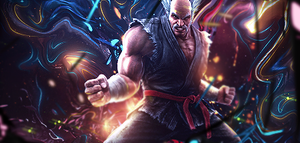 Heihachi Signature by Renan-DS