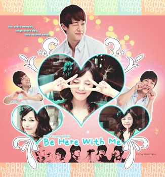 be here with me feat. kikwang by bluembraces