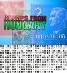 Stamps from Hungary Photoshop by pstutorialsws