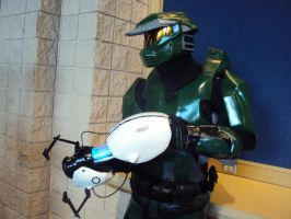 Halo CE master chief by spartan049820