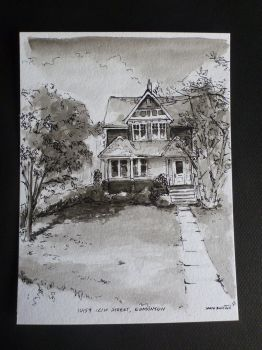 Old Edmonton House by suprhppymgcprincesss